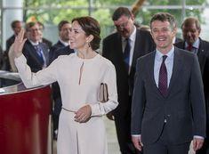 Princess Mary Photos - Crown Prince Frederik and Crown Princess Mary of Denmark Visit Germany - Zimbio