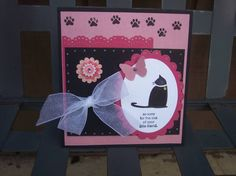 C is for Cat by Kittykat - Cards and Paper Crafts at Splitcoaststampers