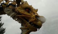 Nantes dragon