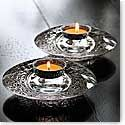 Orrefors Votive Discus Item # 6483162 Now Only $19.50 @Crystal Classics.com