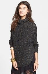 Free People Turtleneck Pullover