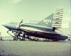 sea dart | Convair , XF2Y, Sea Dart | Flickr - Photo Sharing!
