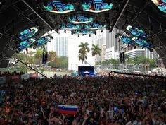 Ultra Music Festival was great!