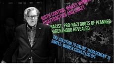 A White Nationalist Is The New White House Chief Strategist. FYI for the Trumptards who ignorantly believe Trump cares so much for Jewish people because his daughter is married to a Jewish man, you are sadly mistaken. Here's part of your proof.