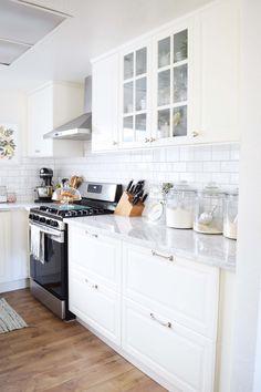 Kitchen progress at