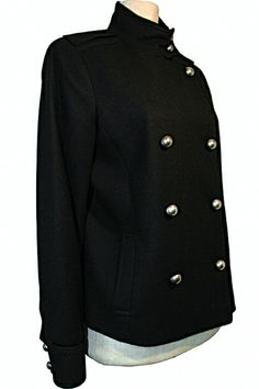 The Turnabout Shoppe Theory Jacket (size M)