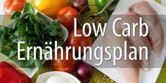 Low Carb Ernährungsplan – Mit einer durchdachten Low Carb Ernährung nimmst Du garantiert ab. Infos & Tipps zur kohlenhydratarmen Ernährung.