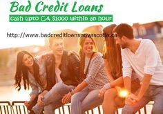 Payday Loans Bad Credit Nova Scotia Without Any Paperwork or Application Cost