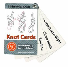 Ultimate Survival Technologies Knot Cards Ultimate Survival Technologies http://www.amazon.com/dp/B00F5V00RW/ref=cm_sw_r_pi_dp_rk1mvb0H68BFA