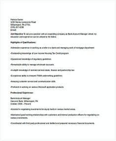... Manager Resume , Resume For Manager Position , Many Of Us Interested In  Being Manager. If You Are The One, We Kindly Suggest You Read This Steps To  Make ...  Steps To Make A Resume