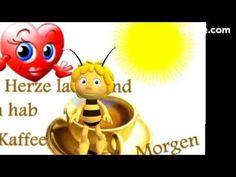 Biene maja wünscht guten morgen #steffi #zoobekanal #auf #youtube