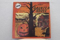 Haunted House The Haunted House vinyl record NT by CircaCentury