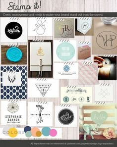Trends in Logo Design to Help You Brand Your Photography Business