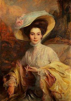 Impressioni Artistiche : ~ Philip Alexius de László ~ Hungarian artist, 1869-1937