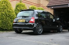 My old clio sport 182 Clio Campus, Clio Sport, Top Cars, Car In The World, My Ride, Motorbikes, Dream Cars, Classic Cars, Automobile