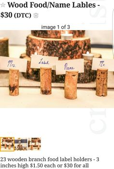 Wedding Rustic Moutain Ranch Farm Wedding Table Numbers For Sale Near Denver,  CO  Numbers Are Based On DB Legends Such As As Von Miller... Http://du2026