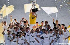La Liga champions