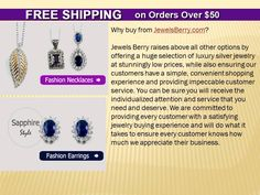 Jewelsberry.com is best site for online jewellery shopping in USA with designer pendent jewelry, vintage jewelry, jewelry in fashion and rings for men.