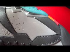 c1292492b863 Air Jordan Retro 7 Barcelona Review Unboxing Nike FAIL!!