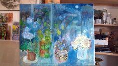 Moonlight. Moonlight, Paintings, Art, Art Background, Paint, Painting Art, Kunst, Performing Arts, Painting