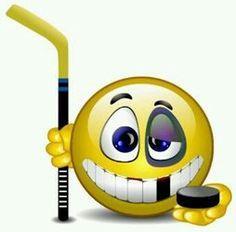 Hockey 2 smile