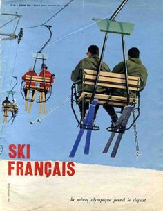 Ski France ..If I tried skiing it would be as bad as when I tried ice skating, I broke my arm, bad times..