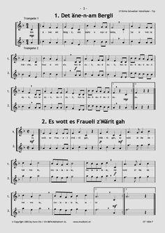 schweizer-volklieder