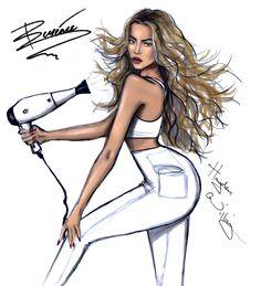 Beyoncé 7/11 by Hayden Williams