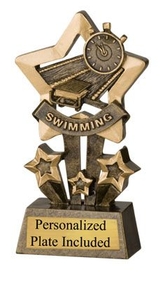 STR13 - Value Star Swimming Trophy