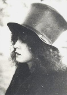 Mark Bolan- From the photoshoot for the Slider Album