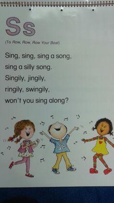 S Alliteration Poem