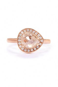 Fine dream non traditional engagement rings! Jewelry Stores Near Me, Antique Engagement Rings, Solitaire Engagement, Thing 1, Half Eternity Ring, Round Diamond Ring, Art Nouveau Jewelry, Perfect Engagement Ring, Fine Jewelry