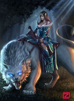 Mirana from Dota 2 by Artist Chris Koh Fantasy Women, Fantasy Girl, Fantasy Characters, Female Characters, Dota 2 Heroes, Dungeons And Dragons, Dota 2 Wallpapers Hd, Akali League Of Legends, Defense Of The Ancients