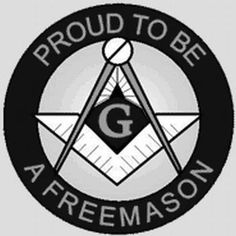 Proud to be a Freemason
