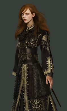 fabricatedgeek: mostlylarp: This dress is excessively cool. Elizabeth's pirate king outfit… It's still on my list of future costumes. One...