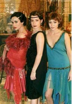 Disfraces de los años 20's