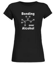 2d6bccf5 Funny Alcohol Shirt: Bonding Over Alcohol T-Shirt paddle boarding shirt,boarding  house