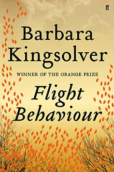 Flight Behaviour by Barbara.   The link between our emotions, the environment and our future beautifully conveyed in Barabara Kingsolver's, Flight Behaviour. The fragility of relationships, the impact of learning the hope for our future.