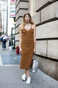 PE2017 street style new york fashion week printemps ete 2017 94