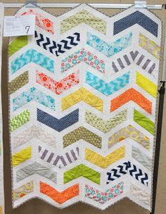 Central Florida Modern Quilt Guild: Riley Blake Challenge Reveal