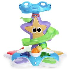 Buy Little Tikes Little Ocean Explorer's Stand n Dance Starfish at Argos.co.uk - Your Online Shop for Activity toys, Baby and pre-school toys, Toys.