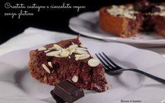 Crostata castagne e cioccolato senza glutine vegan http://www.senzaebuono.it/crostata-castagne-e-cioccolato-vegan-senza-glutine/
