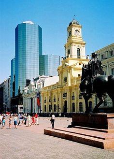 Santiago - Chile - Plaza de Armas