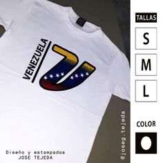 Graphic Sweatshirt, T Shirt, Store, Sweatshirts, Ideas, Stuff Stuff, Frases, Venezuela Flag, Screens