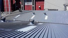 #cladding #roofing #industrial