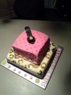 Little diva taart 1