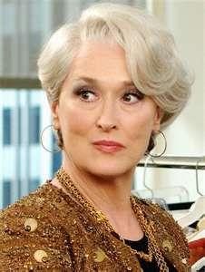 Meryl Streep - her versatility never ceases to amaze me.