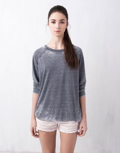 """Pull & Bear faded sweatshirt. From """"What has been your absolute best buy of the year so far?"""" on Mumsnet Talk"""