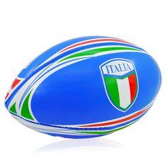 Niños Deporte Inflable Pelota de Rugby Pelotas De Fútbol Americano de LA PU  3   Para 5e5b889b725