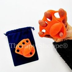 Silent Classroom Fidgits Monkey Fidget Exerciser - This has been the best fit for our 4th grader.